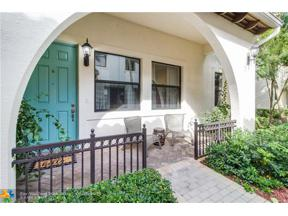 Property for sale at 3362 NW 125th Way Unit: 3362, Sunrise,  Florida 33323