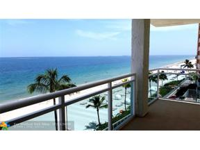 Property for sale at 3900 Galt Ocean Dr Unit: 401, Fort Lauderdale,  Florida 33308