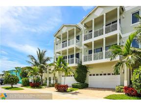 Property for sale at 340 Elm St Unit: B-8, Hollywood,  Florida 33019