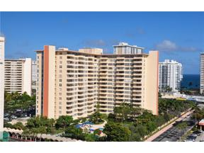 Property for sale at 3333 NE 34th St Unit: 1517, Fort Lauderdale,  Florida 33308