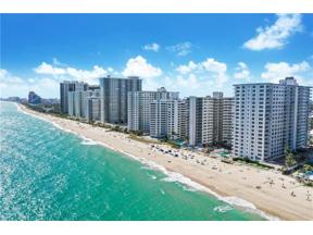 Property for sale at 3750 Galt Ocean Dr Unit: 1510, Fort Lauderdale,  Florida 33308