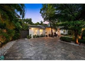 Property for sale at 744 NE 16th Ave, Fort Lauderdale,  Florida 33304