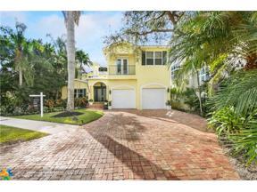 Property for sale at 706 S Rio Vista Blvd, Fort Lauderdale,  Florida 33316