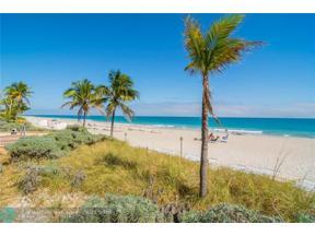 Property for sale at 3850 Galt Ocean Dr Unit: 1808, Fort Lauderdale,  Florida 33308