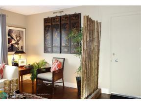 Property for sale at 5720 NE 22nd Way Unit: 409, Fort Lauderdale,  Florida 33308