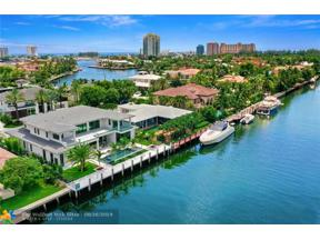 Property for sale at 22 Isla Bahia Dr, Fort Lauderdale,  Florida 33316