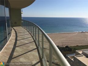 Property for sale at Unit: 1003, Fort Lauderdale,  Florida 33316