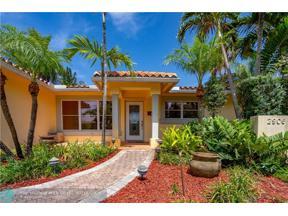 Property for sale at 2906 NE 21st Ter, Fort Lauderdale,  Florida 33306