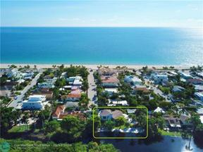 Property for sale at 3300 NE 16th Pl, Fort Lauderdale,  Florida 33305