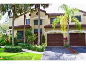 Property for sale at 1024 NW 105th Ave Unit: c119, Plantation,  Florida 33322