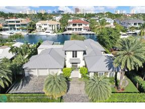 Property for sale at 2461 Del Lago Drive, Fort Lauderdale,  Florida 33316