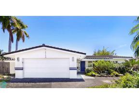 Property for sale at 4260 NE 16th Ter, Oakland Park,  Florida 33334
