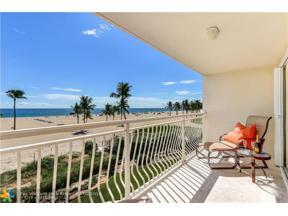 Property for sale at 1710 S Ocean Ln Unit: 204, Fort Lauderdale,  Florida 33316