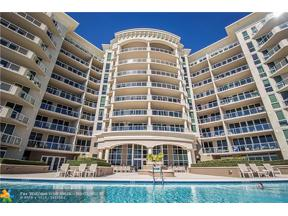 Property for sale at 1063 Hillsboro Mile Unit: 208, Hillsboro Beach,  Florida 33062