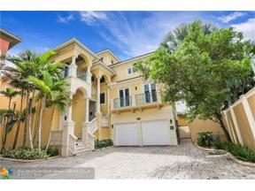 Property for sale at 1423 N Fort Lauderdale Beach Blvd, Fort Lauderdale,  Florida 33304
