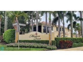 Property for sale at 1625 Passion Vine Cir Unit: 1625, Weston,  Florida 33326