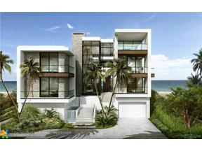 Property for sale at 999 Hillsboro Mile, Hillsboro Beach,  Florida 33062