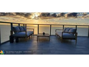 Property for sale at 2200 N Ocean Boulevard Unit: N804, Fort Lauderdale,  Florida 33305