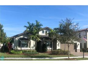 Property for sale at 8500 Watercrest Circle West, Parkland,  Florida 33076