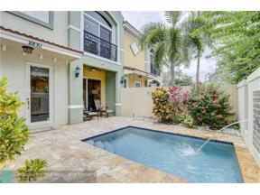 Property for sale at 2810 NE 32nd St Unit: 2810, Fort Lauderdale,  Florida 33306