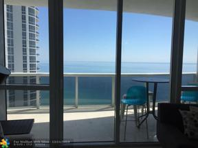 Property for sale at 15901 Collins Ave Unit: 2603, Sunny Isles Beach,  Florida 33160