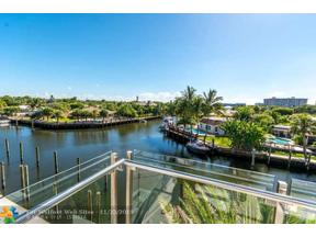 Property for sale at 244 Garden Ct Unit: 244, Lauderdale By The Sea,  Florida 33308