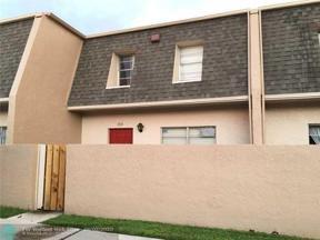 Property for sale at 3316 Quail Close Unit: 21, Pompano Beach,  Florida 33064