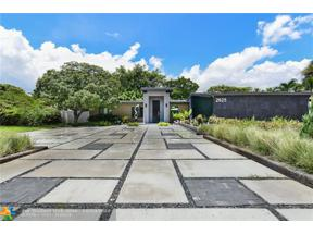 Property for sale at 2625 NE 26th Ave, Fort Lauderdale,  Florida 33306