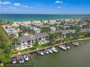 Property for sale at 1551 S Ocean Ln Unit: 273, Fort Lauderdale,  Florida 33316