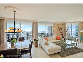 Property for sale at 100 S Birch Rd Unit: 1602C, Fort Lauderdale,  Florida 33316