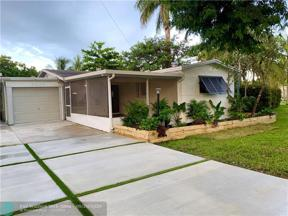 Property for sale at 4664 SW 38th Terrace, Fort Lauderdale,  Florida 33312