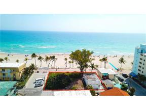 Property for sale at 0 S Surf Rd, Hollywood,  Florida 33019