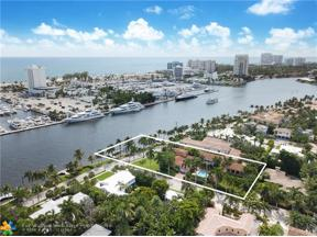 Property for sale at 629 Idlewyld Drive, Fort Lauderdale,  Florida 33301