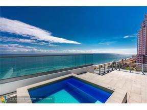 Property for sale at 2200 N Ocean Blvd Unit: N903, Fort Lauderdale,  Florida 33305