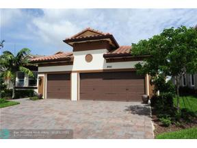 Property for sale at 8961 Lakeview Place, Parkland,  Florida 33076