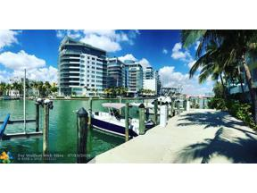 Property for sale at 5970 Indian Creek Dr Unit: 501, Miami Beach,  Florida 33140