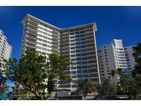 Property for sale at 3700 Galt Ocean Dr Unit: 414, Fort Lauderdale,  Florida 33308