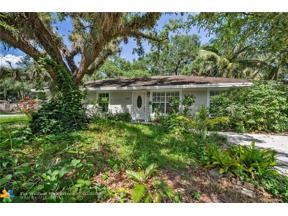 Property for sale at 1600 SW 20th Ave, Fort Lauderdale,  Florida 33312