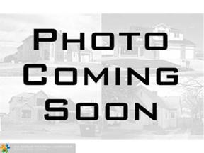 Property for sale at 10170 Key Plum St, Plantation,  Florida 33324