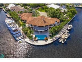 Property for sale at 632 2nd Key Dr, Fort Lauderdale,  Florida 33304