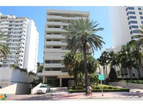 Property for sale at 1621 Collins Ave Unit: PH1003, Miami Beach,  Florida 33139