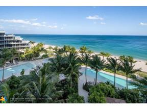 Property for sale at 2200 N Ocean Boulevard Unit: S601, Fort Lauderdale,  Florida 33304
