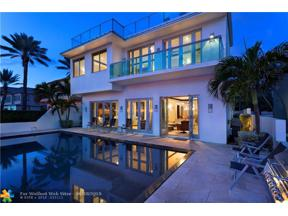 Property for sale at 1729 N Ft. Lauderdale Beach Blvd, Fort Lauderdale,  Florida 33305
