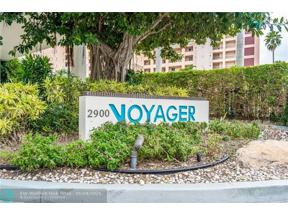 Property for sale at 2900 NE 14th Street Cswy Unit: 505, Pompano Beach,  Florida 33062