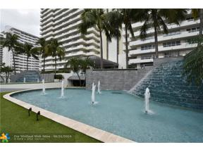 Property for sale at 3900 Galt Ocean Dr Unit: 1001, Fort Lauderdale,  Florida 33308