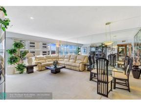 Property for sale at 4010 Galt Ocean Dr Unit: 1009, Fort Lauderdale,  Florida 33308