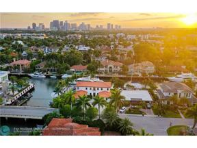 Property for sale at 221 NE Seven Isles, Fort Lauderdale,  Florida 33301