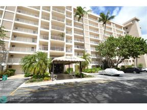 Property for sale at 2661 S Course Dr Unit: 104, Pompano Beach,  Florida 33069