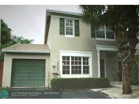 Property for sale at Unit: 482, Tamarac,  Florida 33321