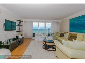 Property for sale at 1 Las Olas Cir Unit: 1404, Fort Lauderdale,  Florida 33316